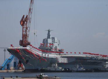 Китай отримав другий авіаносець