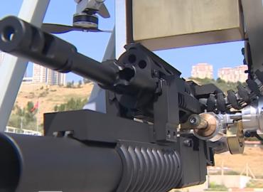 У Туреччині створили літаючий кулемет