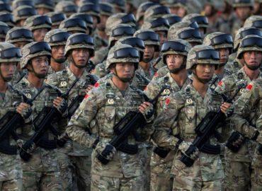 Оборонний бюджет Китаю: + 850% за 20 років