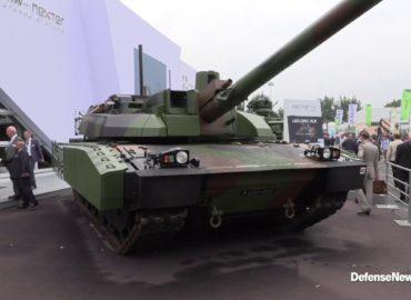 Сучасні стандарти європейської бронетехніки