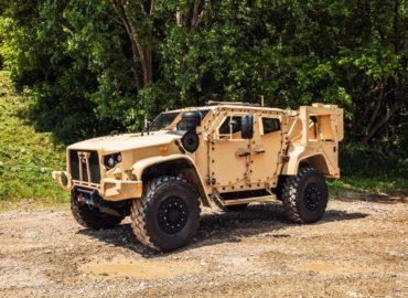 Пентагон закупив майже три тисячі нових бронеавтомобілів