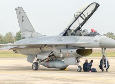 Апгрейд F-16