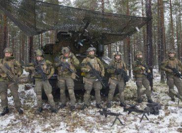 Скандинави почали військові випробування польового обмундирування
