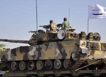 Броня аятолл: кращі танки Ірану
