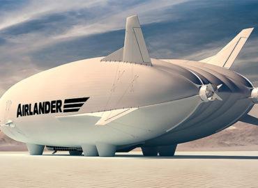 Airlander готовий до серійного виробництва