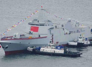Китай озброївся есмінцем-гігантом