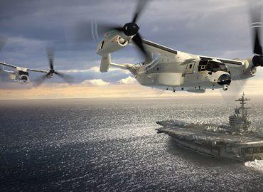 «Далекобійний» Osprey злетів