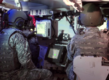 Доповнена реальність для командира і механіка-водія від TELEFUNKEN
