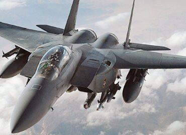 F-15EX: конкуренція заради ціни
