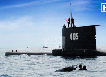 Індонезія провела випробування першої вітчизняної субмарини