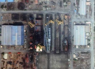 Іран будує «авіаносець»
