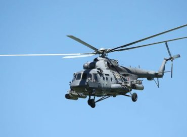 Апгрейд Мі-8 для спецназу РФ