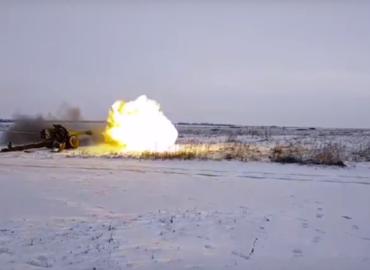 Український «Рубін-2017» проводить випробування 152 мм снарядів