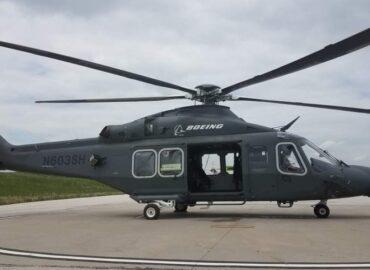 Багатоцільовий вертоліт MH-139A для Командування глобальних ударів