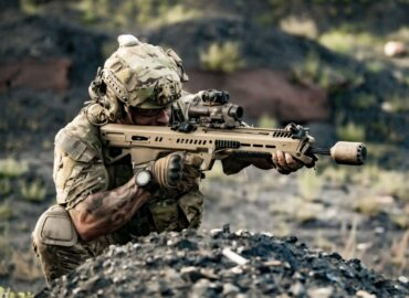 Стрілецька система RM277 як можлива перспективна зброя армії США