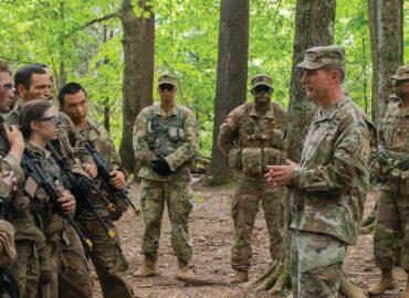 Особистісно-орієнтований підхід в армії США