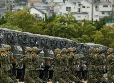 Активна оборона острівних територій — розвиток японської стратегії