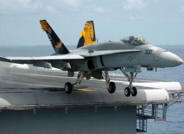ВПС Фінляндії тестують наступників F-18