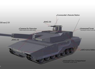 MGCS: 15 років до заміни «Леопардів» і «Леклерк»