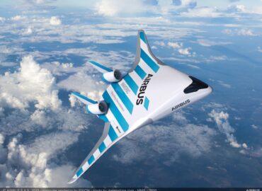 MAVERIC: літаюче крило для цивільної авіації
