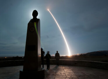 ВКС США запустили перші ракети