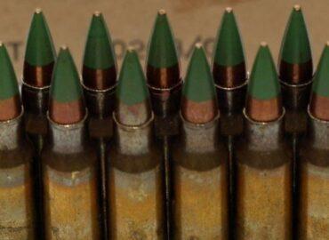 Армію США озброять новими бронебійними патронами щоб гарантовано пробивати бронежилети