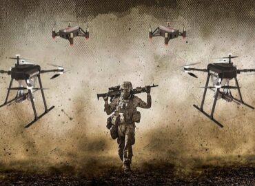 Туреччина озброїлась літаючими кулеметами