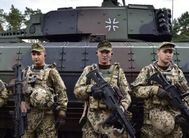 Вогнева підготовка військовослужбовців бундесверу — нова концепція