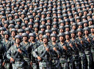 ЗС Китаю отримають єдине польове обмундирування