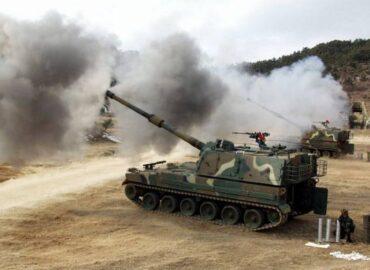 Коронавірус може залишити естонських військових без нових САУ K9 Thunder