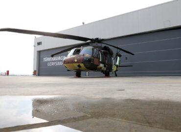 Туреччина тестує Т-70 Black Hawk