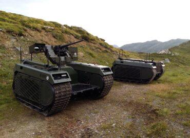 Естонці озброюють своїх роботів