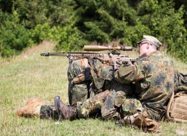Нова снайперська гвинтівка бундесверу