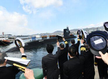 Субмарина на «літієвих батареях» заступила на службу