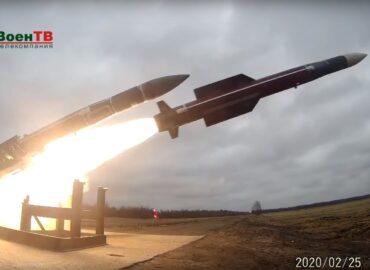 «Бук» наздоганяє С-300