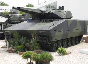 Армія Австралії вибирає нову БМП