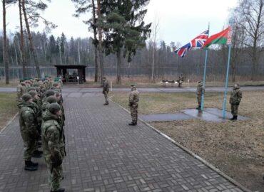 «Зимовий партизан»: як проходять білорусько-британські навчання