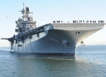Tripoli: ще один американський авіаносець