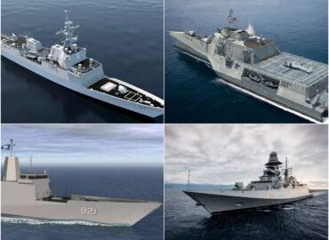 ВМС США — нові фрегати проекту FFG (X)