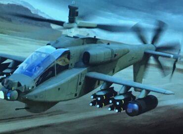 Прототип розвідувально-ударного вертольота від «Боїнга»