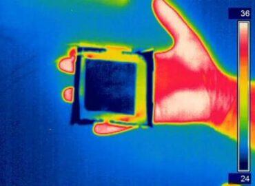 У США представили «теплової камуфляж», невидимий для тепловізора