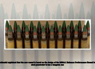 XM1158: новий бронебійний патрон калібру 7,62