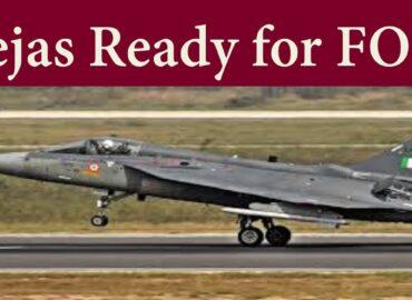 В Індії проведено перший випробувальний політ легкого винищувача Tejas FOC