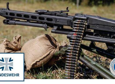 Сучасні кулемети бундесверу — MG3