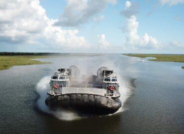 ВМС США отримали головний ДКВП SSC 100 (LCAC 100) нового типу SSC
