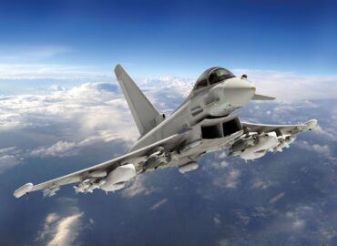 Airbus підтримує ефективність винищувача Eurofighter