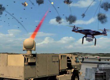 Лазер проти дронів і «бойові мікрохвильовки» випробують на практиці