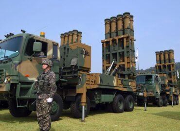 Cheongung: південнокорейський Patriot