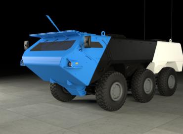 Чи буде побудований естонський бронетранспортер?