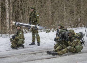 Міноборони Естонії отримало партію протитанкових керованих ракет Javelin